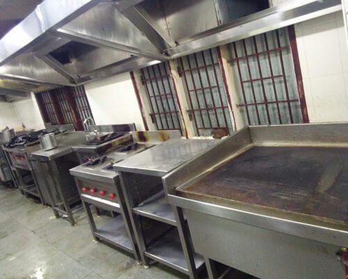 Kitchen Equipments Manufacturer in Chennai