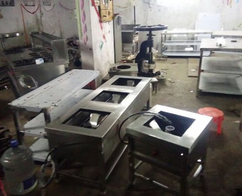 Commercial Kitchen Equipments Manufacturer in Chennai