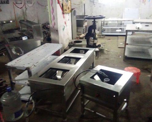 Commercial Kitchen Equipments Manufacturer in Chennai