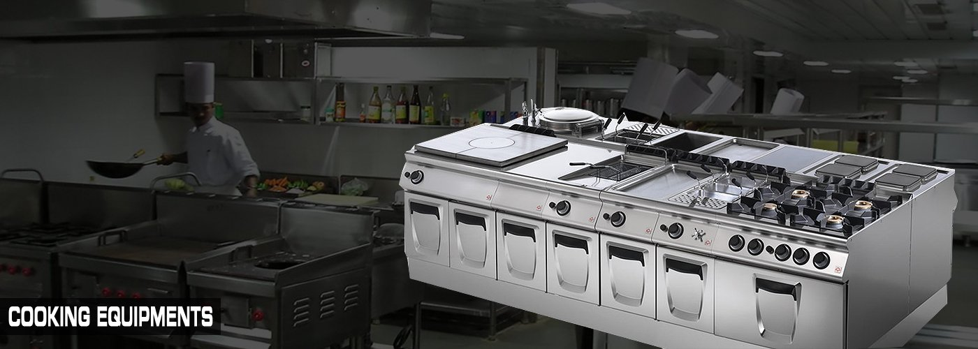 Cooking Equipments Manufacturer in Chennai
